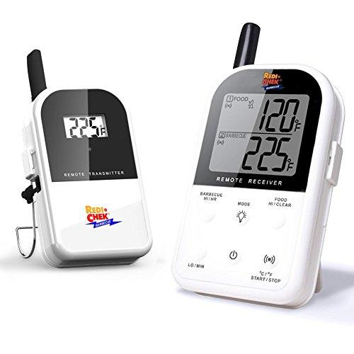 Maverick ET732 Long Range Wireless Dual Probe Meat / BBQ / Smoker / Grill Thermometer Set – Monitor