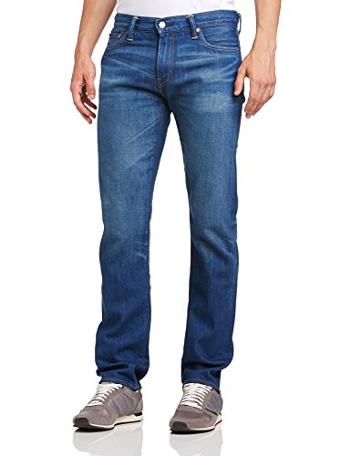 Levi's Men's 504 Regular Straight Fit Jeans