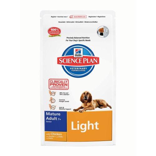 Hill's Science Plan Canine Senior Chicken Medium Breed Dry Mix