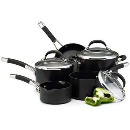 Circulon Premier Professional – 5 Piece Pan Set