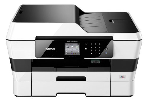Brother MFC-J6720DW A3 Colour Inkjet Wireless Multifunction All-In-One Printer