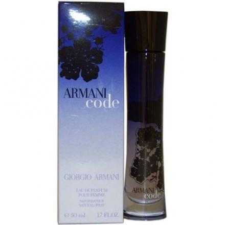 Giorgio Armani Code Eau de Parfum Spray for Women 50 ml