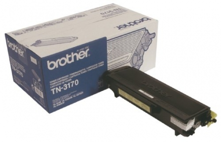 Brother TN3170 – laser toner cartridge – 1 x black TN-3170 TN 3170 MFC 8460N HL-5240N HL-5250N HL-52