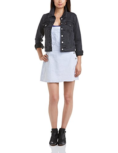 Levi's Women's Trucker Denim Long Sleeve Jacket