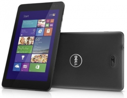 Dell Venue 8 Pro 5830 Tablet 64 GB with 3G / HSPA+ Mobile Broadband (WWAN) – (Intel Atom up to 1.8GH