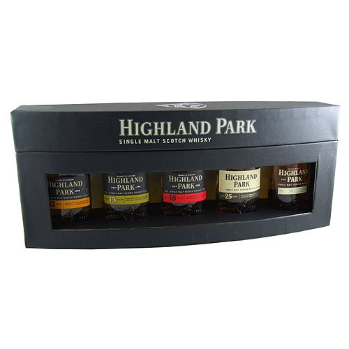 Highland Park Tasting Collection Malt Whisky Miniature Gift Pack