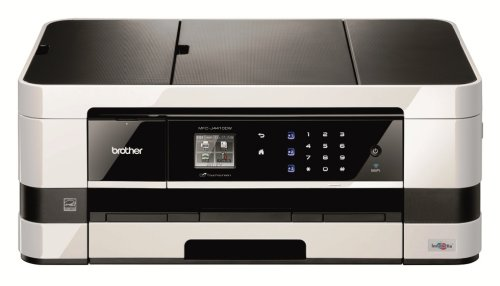 Brother MFC-J4410DW A4 Inkjet All-In-One Wireless Printer, Scanner, Copier and Fax with A3 Capabilit