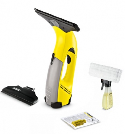 Kärcher WV60 Window Vac – Window Cleaning Vacuum Kit