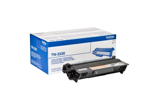Brother Original TN3330 Black Toner