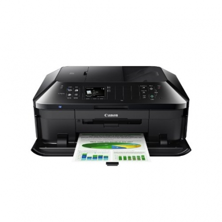 Canon PIXMA MX925 All-In-One Colour Printer (Print, Copy, Scan, Fax, Apple AirPrint, Google Cloud Pr