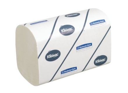Kleenex 6769 2-Ply Ultra Hand Towel, Pack of 15, White