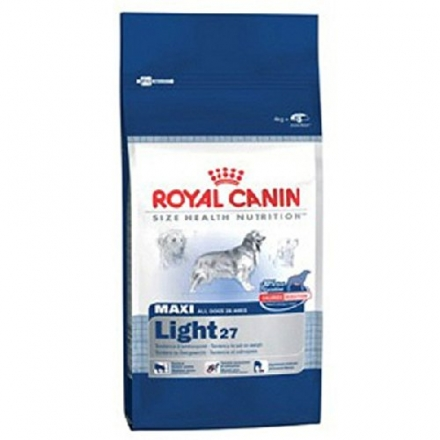 Royal Canin Maxi Breed Light Dog Food