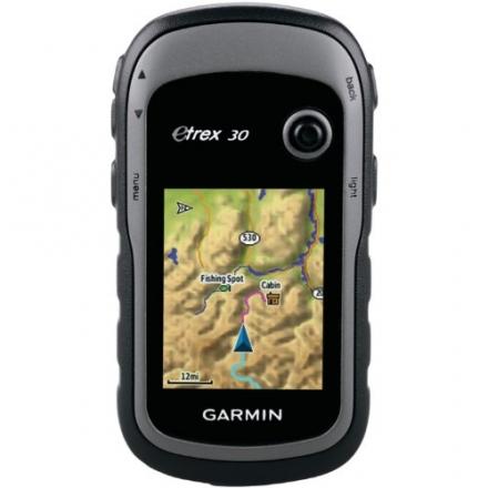 Garmin eTrex 30 Outdoor Handheld GPS Unit