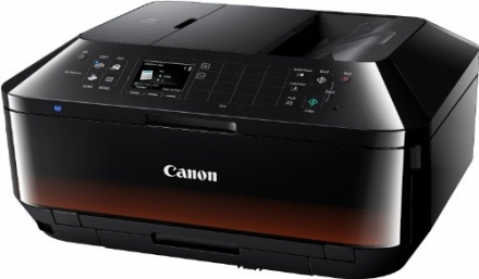 Canon MX725 A4 Inkjet Multifunction Printer with Free PGI550XL Toner – Black