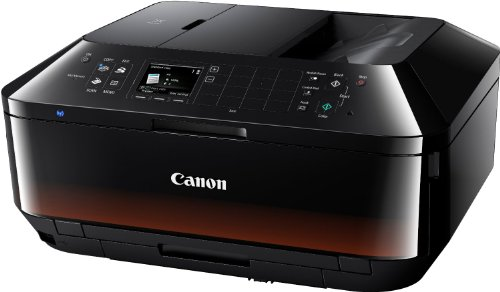 Canon MX725 A4 Inkjet Multifunction Printer with Free PGI550XL Toner – Black
