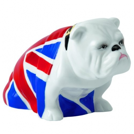 Royal Doulton Dog – British Bulldog Jack DD007 – BRAND NEW IN BOX