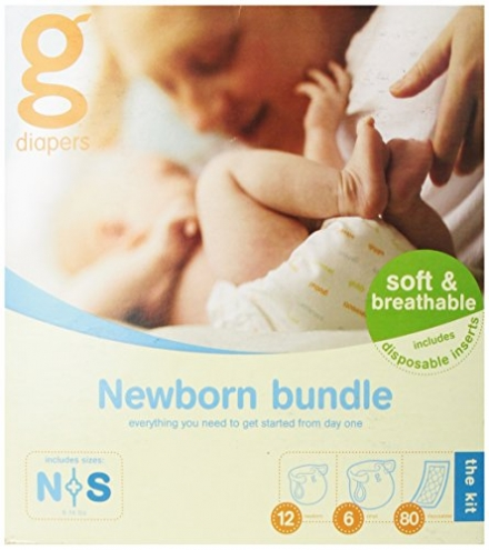 gNappies gBaby Bundle For Newborns