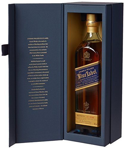 Johnnie Walker Blue Label Blended Whisky 70cl