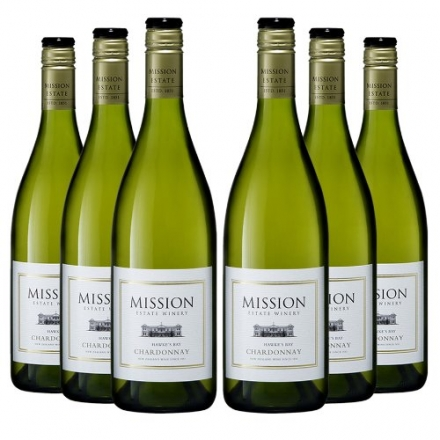 Le Bon Vin Chardonnay Mission Estate Wine 2009 75 cl (Case of 6)