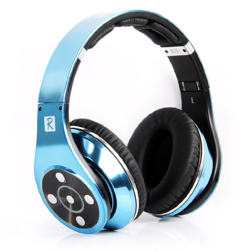 Bluedio R+ Legend Verson Bluetooth Headphones Revolutionary 8 Tracks 8 Driver Units Supports NFC Apt