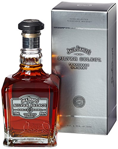 JACK DANIELS – Silver Select – Single Barrel Tennesse Whiskey 70cl