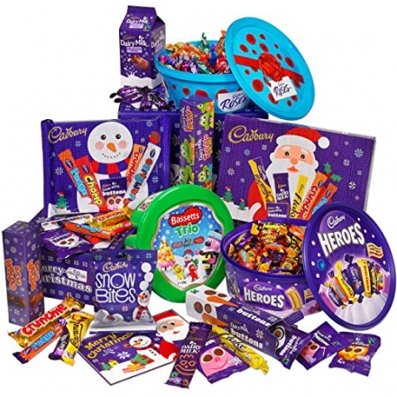 Christmas Team Hamper – Large