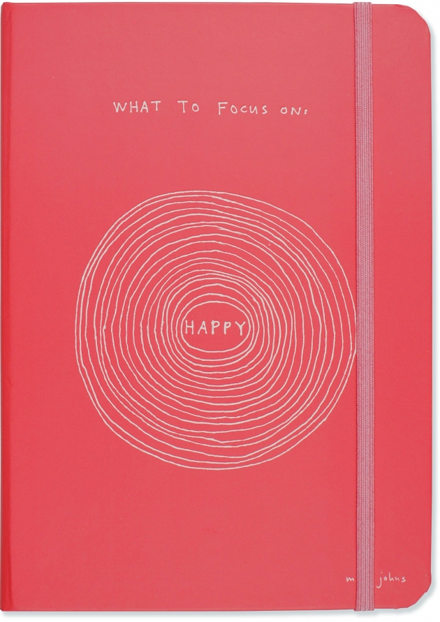 What to Focus On (Happy) Journal
