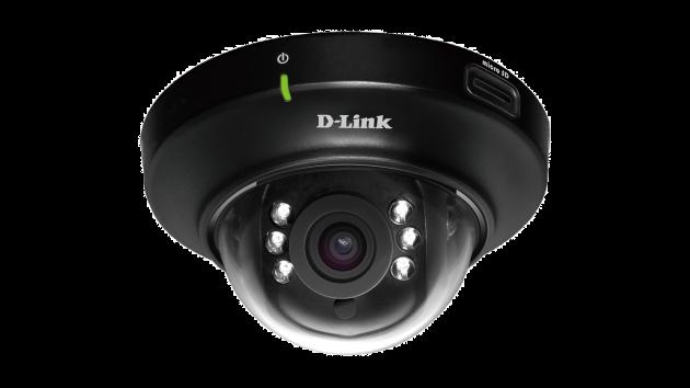 HD PoE Mini Dome Cloud Camera