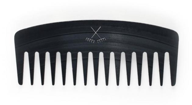 """Beard Comb """"Grably"""" №15"""
