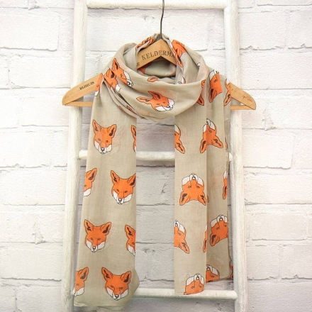 Hola Fox Scarf
