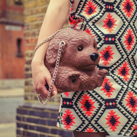THE ORIGINAL DOG HANDBAG