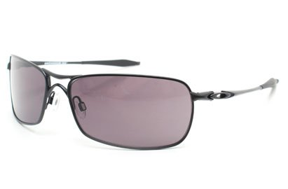 Oakley Batwolf OO9101 07 Polished Clear Ice Iridium Sunglasses