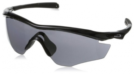 Oakley Oo9212 M2 Frame Polished Black Frame/Black Iridium Polarized Lens Plastic Sunglasses