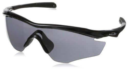 Oakley Oo9212 M2 Frame Polished Black Frame/Black Iridium Polarized Lens Plastic Sunglasses