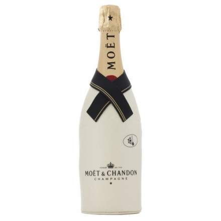 Moet & Chandon Brut Imperial Champagne 75cl Limited Edition Diamond Suit