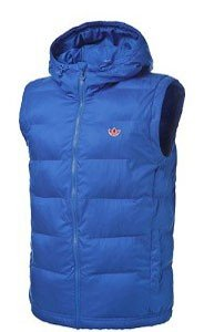This adidas Originals Mens Spo Hood Gilet Is The Ultimate Body Warmer