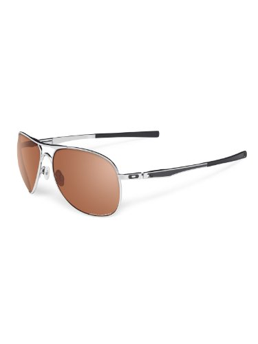 Oakley Plaintiff Sunglasses Polished Chrome / VR28