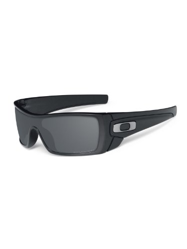 Oakley Batwolf Sunglasses Matte Black / Grey Polar