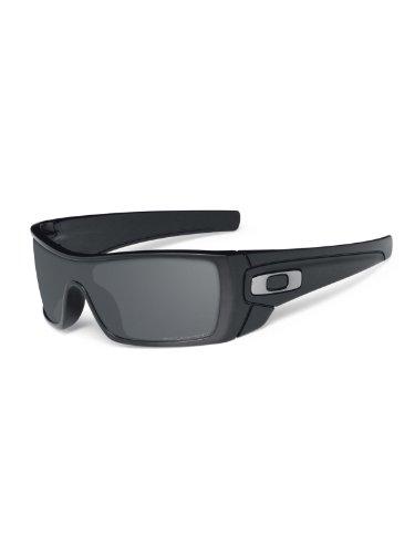 Oakley Batwolf Sunglasses Matte Black / Grey Polar