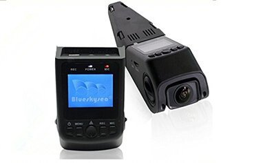 B40 A118 Novatek 96650 AR0330 6G 170° Lens H.264 FHD 1080P Mini Car Dash Camera DVR+Blueskysea Free