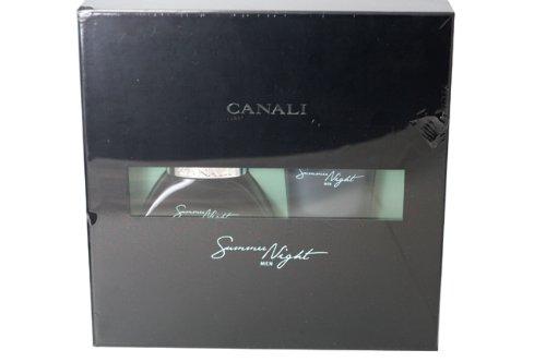 Canali Summer Night Gift Set 100ml EDT + 200ml Shower Gel