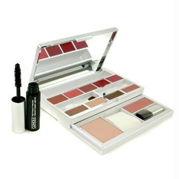 All In One Colour Palette (1x Face Powder, 1x Blusher, 4x EyeShadow, 1x Mascara, 5x LipColor…..) –