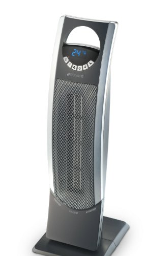 Bionaire 2500w Digital Ceramic Tower Heater