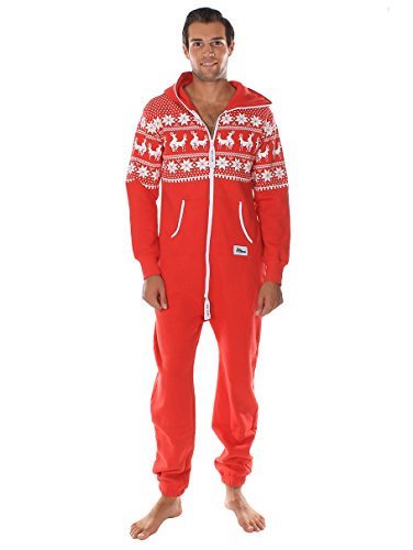 Tipsy Elves Ugly Christmas Jumper – Reindeer Game Jumpsuit