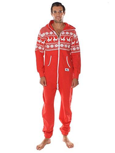 Tipsy Elves Ugly Christmas Jumper – Reindeer Game Jumpsuit