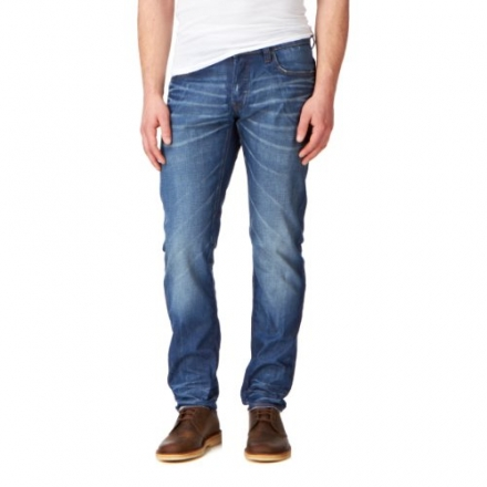 G-Star 3301 Low Tapered Denim Jeans 50779.4639.071