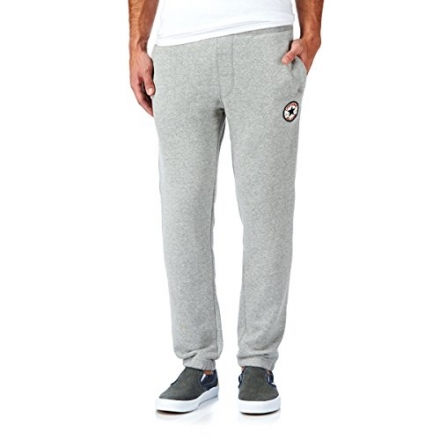 Converse Core Cp Elastic Tracksuit Bottoms – Vintage Grey Heather