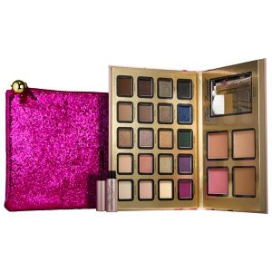 Too Faced Everything Nice Holiday Palette 20 Eyeshadows Chocolate Bronzer Blushes Bag Christmas 2014