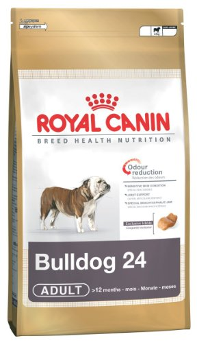 Royal Canin Dog Food Bulldog 24