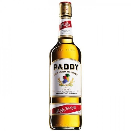 70cl Paddy Old Irish Whiskey (Case of 6)